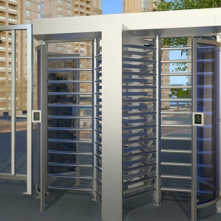Full Height Turnstile CPW-222A