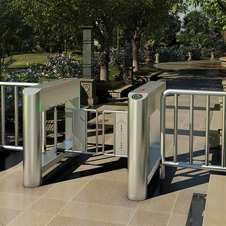 Pedestrian/Cyclist Shared Outdoor Speed Gate IPW-PM1003