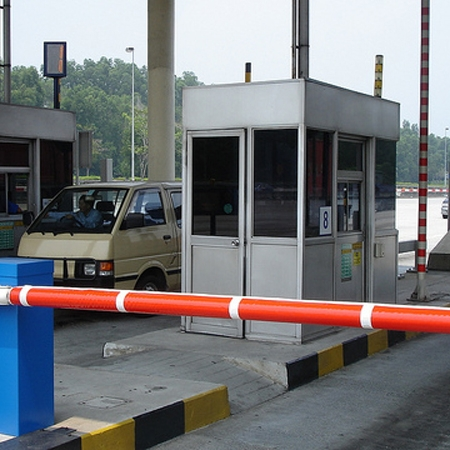 Toll and Parking barriers