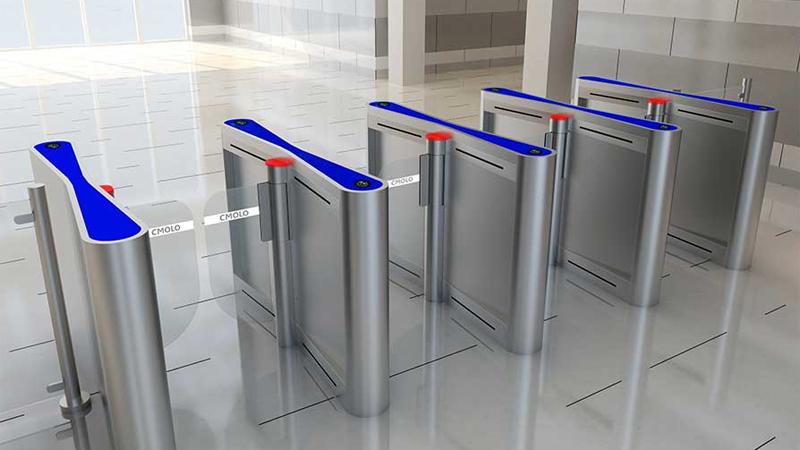 Swing Gate turnstile CPW-900EVS02